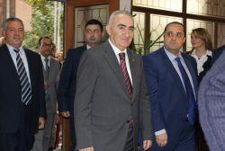 Բացվել է ՀՀ նոտարական պալատի նոր գրասենյակն ու Ամուսնությունների պալատը