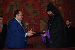 Պայմանագիր Մայր Աթոռի հետ դատապարտյալներին հոգևոր ծառայություն մատուցելու վերաբերյալ