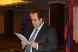 Նախարարի ելույթը «Մարդու իրավունքների եվրոպական չափանիշները և ԵԴ-ում կառավարության լիազոր ներկայացուցչի դերը մարդու իրավունքների արդյունավետ պաշտպանության ապահովման հարցում» համաժողովին