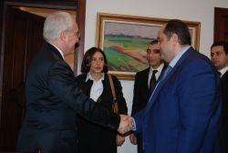 Նախարարը ողջունել է Հայաստանում Հանրային իրավունքի եվրոպական կազմակերպության գրասենյակի բացումը