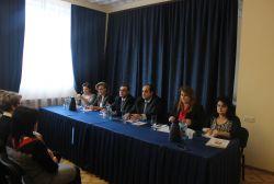 Արդարադատության նախարարը մասնակցել է ՀՀ նոտարական պալատի ամենամյա ժողովին
