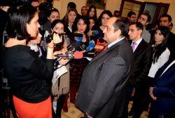 ՀՀ Արդարադատության նախարարը ԶԼՄ-ների ներկայացուցիչներին մի շարք անվանակարգերի արժանացրեց