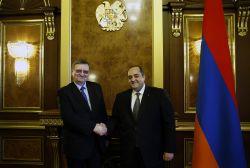 Հայաստանն ու Լիտվան խորացնում են արդարադատության ոլորտում համագործակցությունը