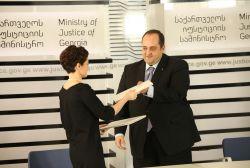 Վրաստանի հետ հուշագիր է ստորագրվել