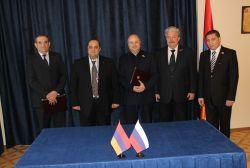 Փոխըմբռնման հուշագիր՝ Արդարադատության նախարարության և «AРМРОСС» իրավաբանների միության միջև