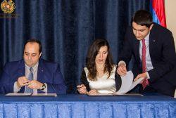 Համագործակցության հուշագիր՝ ՀՀ արդարադատության նախարարության և ՀՀ բարձրաստիճան պաշտոնատար անձանց էթիկայի հանձնաժողովի միջև