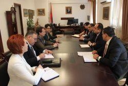 Միացյալ նահանգների կառավարությունը կաջակցի կոռուպցիայի դեմ պայքարում Հայաստանի կառավարության ջանքերին