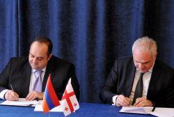 Հայաստանն ու Վրաստանը խորացնում են քրեակատարողական ոլորտում համագործակցությունը