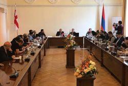«Հայաստանն ու Վրաստանը 21 դարում․ ընդհանուր մարտահրավերներն ու համագործակցության հետագա խորացման հեռանկարները»
